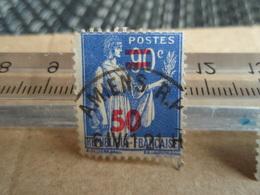 Timbre PAIX 50 C Sur 90 C Y & T N° 482 AMIENS. R.P 1941 - 1938-42 Mercure