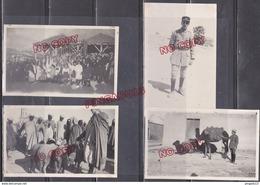 Au Plus Rapide Tunisie 1927 Archive Militaire 14 é Rgt Marché Animation Rue Orientalisme Beau Format 13 Photos - Krieg, Militär