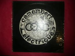 LP N°3094 - GONG - CAMEMBERT ELECTRIQUE - C 1520 - ORIGINAL 1971 - DISQUE 180 GR. - Rock