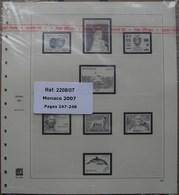 SAFE/I.D. - Jeu MONACO 2007 - Pré-Imprimés
