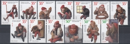 +G2342. Iceland 1999. Christmas. 13 Items. Michel 928-40. AFA 912-24. MNH(**) - 1944-... Repubblica