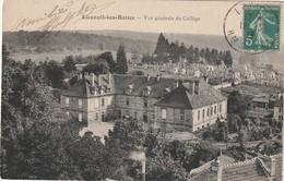 70 Luxeuil Les Bains. Vue Générale Du College - Luxeuil Les Bains
