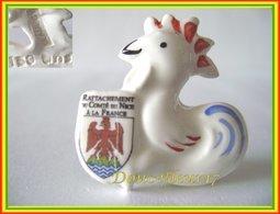 Clamecy ... 150 Ans Rattachement Conté De Nice à La France... Ref AFF : 52-2010..(boite6) - Oude