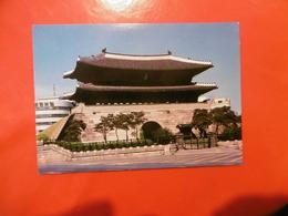 Full View Of Namdaemun ( South Gate) - Corée Du Sud