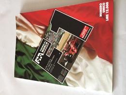 Programme OFFICIEL Du 61e Grand Prix D' ITALIE De F1 1990 - Automobile - F1