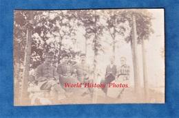 Photo Ancienne - Beau Portrait De Famille D'un Officier - Voir Zoom - Période WW1 1914 1918 - Krieg, Militär