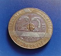 FRANCE 20 FRANCS MONT St- MICHEL  N° 659 - L. 20 Francs