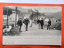 CPA (88) Col De Saales. Aux Poteaux Frontières.  (O+1.133) - Other Municipalities