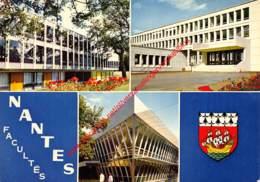 Facultée Et Restaurant Universitaire - Nantes - (44) Loire Atlantique - Nantes