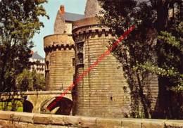Le Château Des Ducs De Bretagne - Tours Du Pont-Levis - Nantes - (44) Loire Atlantique - Nantes