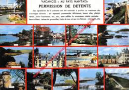 Vacances Au Pays Nantais - Permission De Détente - Nantes - (44) Loire Atlantique - Nantes