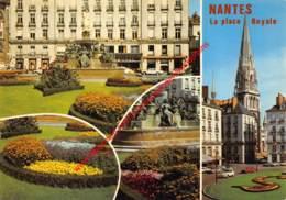 La Place Royale - Nantes - (44) Loire Atlantique - Nantes