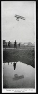 1910  --  AVION PAULHAN VOLE AU DE SSUS DE L ORGE A JUVISY EN 1909 . 3S805 - Vieux Papiers