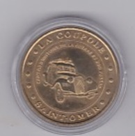 Coupole Saint Omer La TractionFFI 2007 - Monnaie De Paris