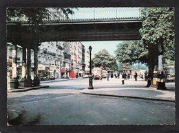 PARIS XIIème Gare Des CARS Cours De Vincennes - Pont Du Chemin De Fer De Ceinture CPSM 1960 - EDIT  ARLIX - Arrondissement: 12