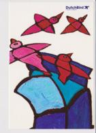 Rppc DutchBird Art Impression Aircraft - 1946-....: Modern Era