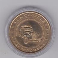 Coupole Saint Omer La TractionFFI 2002 CN Diff. Bas - Monnaie De Paris