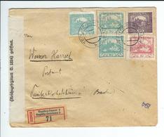 CSR, 1920 ,cover Express To Germany , #a1271 - Czechoslovakia
