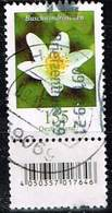 Bund 2019,Michel# 3472R O Blumen: Buschwindröschen Mit EAN-Code Und Nummer 335 - [7] Federal Republic