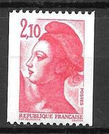 1984 - France -liberté De Gandon / YT 2322  / MNH ** - 1982-90 Liberté De Gandon