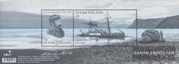 Finland Block52 (complete Issue) Unmounted Mint / Never Hinged 2008 A. E. Nordenskiöld - Finlandia