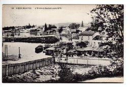 Vieux Nantes  L'erdre à Barbin Vers 1875 - Nantes