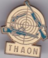 Pin's - Tir Sportif - FF Tir - Club De Tir -  THAON VOSGES 88 - Sonstige