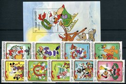 G. GRENADINES     Navidad  1983  - GG5 - Disney