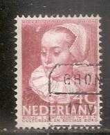 PAYS  BAS      N°   306    OBLITERE - Periode 1891-1948 (Wilhelmina)
