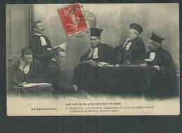 La Loi Sur Les Inventaires , Le Réquisitoire. - Autres