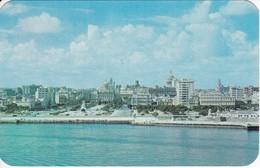 POSTAL DE LA HABANA DESDE EL CASTILLO DEL MORRO  (CUBA) - Cuba