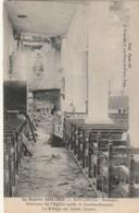 ***  80  *** BOUCHOIR  Intérieur De L'église Après Bombardement - écrite TTB - Other Municipalities