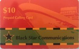 BERMUDES  -  Prepaid  -  Logic Phone Card  -  $ 10 - Bermude