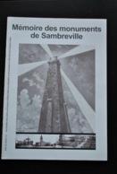 Mémoire Des Monuments De Sambreville Arsimont Falisolle Auvelais Tamines Velaine Moignelée Cimetière Régionalisme - België