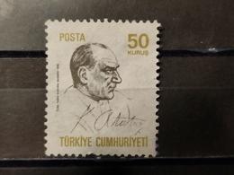 1970, TURCHIA, Mustafa Kemal Atatürk - Gebruikt