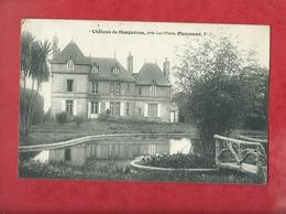 CPA  -  Château De Mauguérou , Près Loc Maria , Plouzanné - France