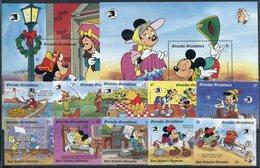 G. GRENADINES    Exposicion   1989   - GG18 - Disney