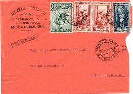 Espresso Bologna > Firenze  ( 227 ) - 6. 1946-.. Repubblica