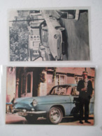 Renault Caravelle - Version Coupé & Cabriolet  - 2 Coupures De Presse De Années 60 - Voitures
