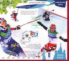 CANADA ICE HOCKEY TEAM  CROSBY    SKI LINDSEY VANN - Hockey (sur Glace)