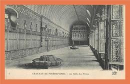 A433 / 041 60 - PIERREFONDS Chateau La Salle Des Preux - Non Classés
