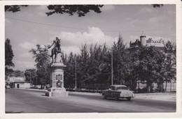 POSTAL DE MARACAY DE LA ESTATUA SIMON BOLIVAR DEL AÑO 1957 (VENEZUELA) - Venezuela