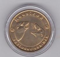 Nausicaa Les Lions De Mer 2005 CN Diff. Bas - Monnaie De Paris