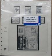 SAFE/I.D. - Jeu MONACO 2010 - Pré-Imprimés
