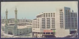 SAUDI ARABIA - Big Size Old Picture POST CARD - Ajyad Makkah Hotel, Unused - Arabie Saoudite