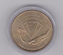 Nausicaa La Mer Est Sur Terre 2006 MDP - Monnaie De Paris