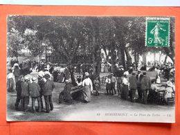 CPA (88) Remiremont. La Place Du Tertre.    (O+1.169) - Remiremont