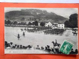 CPA (88) Remiremont. L'Artillerie 14 Juillet.   (O+1.171) - Remiremont
