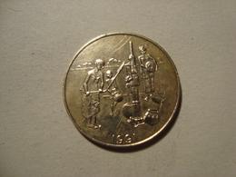 MONNAIE AFRIQUE DE L'OUEST 10 FRANCS 1991 - Monnaies