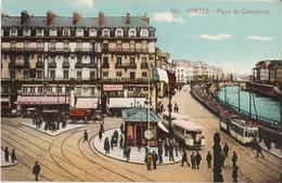 44 - NANTES - PLACE DU COMMERCE - Nantes